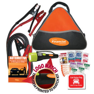 Automotive kit with essential