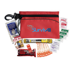 Personal emergency kit in