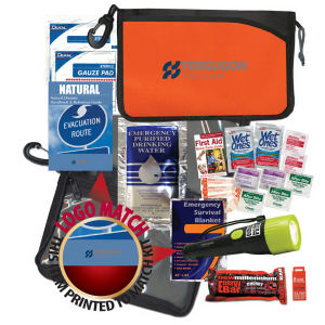 Emergency/Disaster kit in an