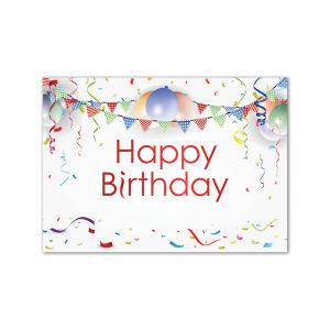 Promotional Greeting Cards-XH39849FC