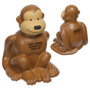 Promotional Stress Relievers-LAZ-MO17