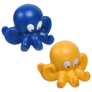 Octopus shape stress reliever.