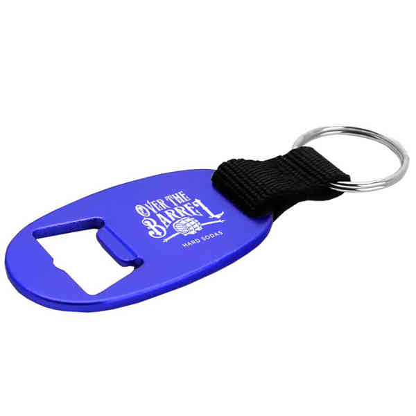 Flat Bottle Opener and