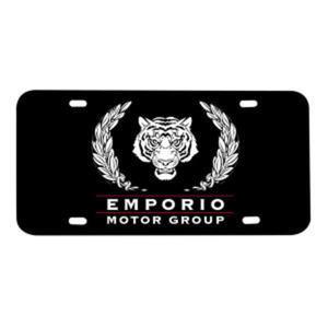Promotional License Plates-LP20