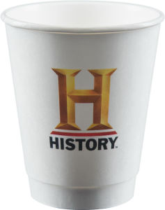 Promotional Paper Cups-D-IPC8-White