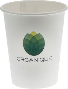 Promotional Paper Cups-D-EPC8-White