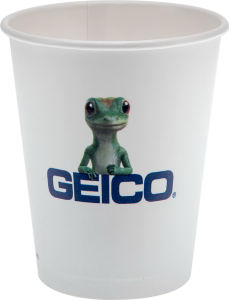Promotional Paper Cups-D-EPC12-White