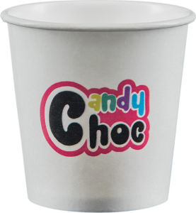 Promotional Paper Cups-D-PC4-White