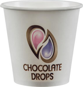 Promotional Paper Cups-D-PC10-White