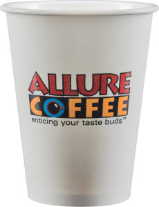 Promotional Paper Cups-D-PC12-White