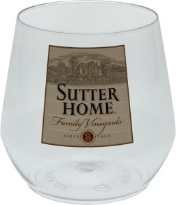 Promotional Wine Glasses-D-RSGL14