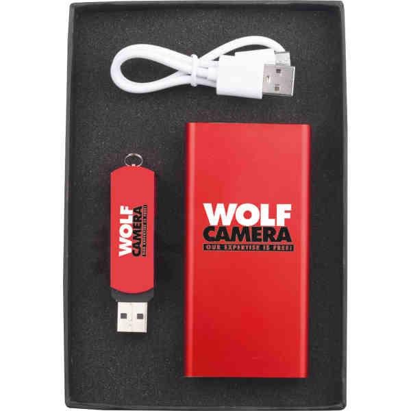 Swivel USB Drive and