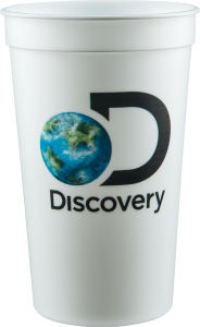 Promotional Stadium Cups-D-ST22-WHITE