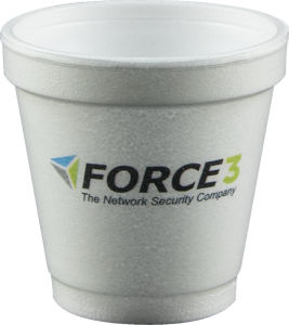 Promotional Foam Cups-D-S4