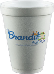 Promotional Foam Cups-D-S12