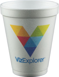 Promotional Foam Cups-D-S10