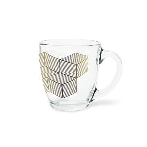 Promotional Glass Mugs-9622-0101-1C