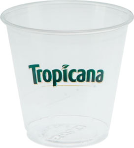 Promotional Plastic Cups-D-SS3-Clear