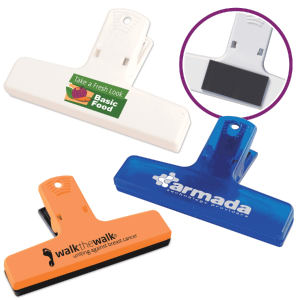 Promotional Bag/Chip Clips-404