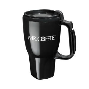 Double insulated mug with