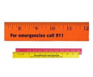 Promotional Rulers/Yardsticks, Measuring-94412