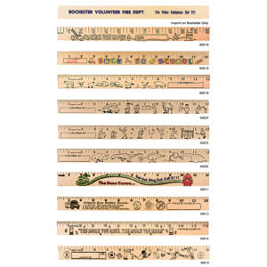 Promotional Rulers/Yardsticks, Measuring-90616