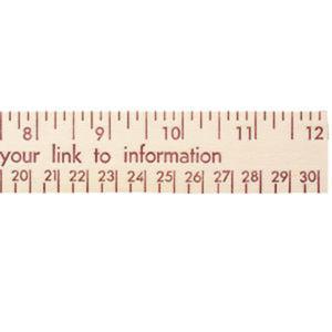 Promotional Rulers/Yardsticks, Measuring-90512