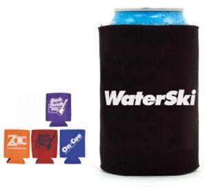Lightweight foam pocket can