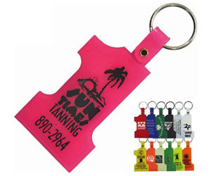 Promotional Multi-Function Key Tags-27001