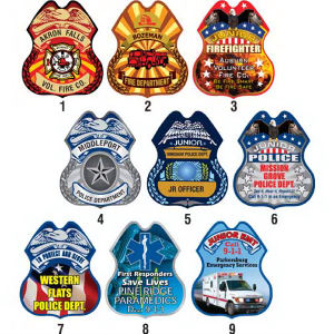Promotional Name Badges-80-48050