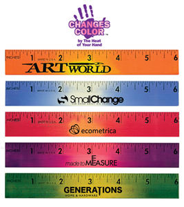 Promotional Rulers/Yardsticks, Measuring-91306