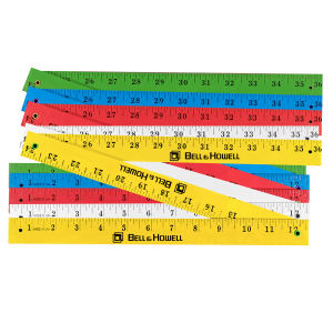 Promotional Rulers/Yardsticks, Measuring-95933