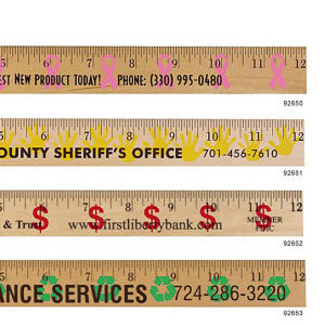 Promotional Rulers/Yardsticks, Measuring-92650