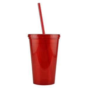 Promotional Drinking Glasses-D-DW10-Red
