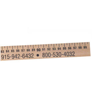 Promotional Rulers/Yardsticks, Measuring-92665