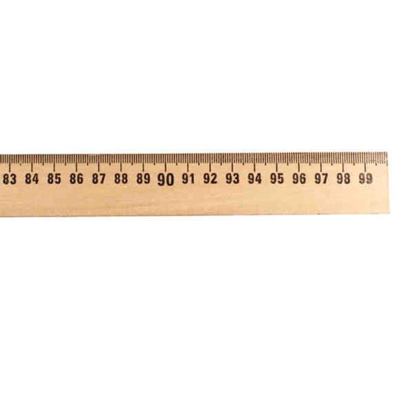 Natural finish, 1/2 centimeter