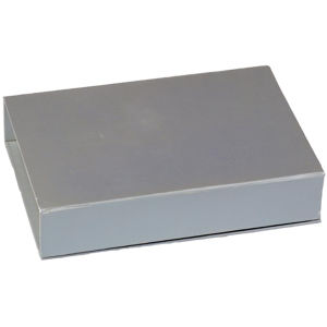 Silver Box with Magnet