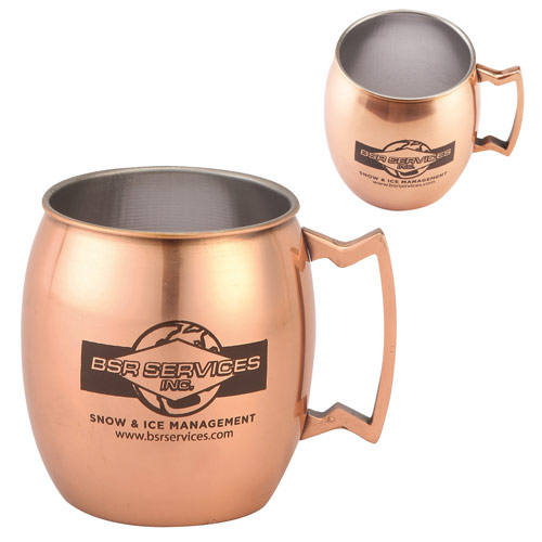 Copper Color Plated Stainless