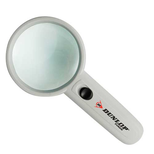 lluminated Magnifier
