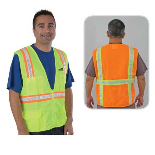 Traditional Surveyor Safety Vest,