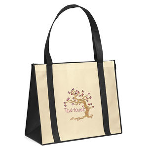Promotional Tote Bags-SPDMBK1815