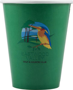 Promotional Paper Cups-D-PC9-Green