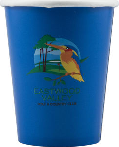 Promotional Paper Cups-D-PC9-Blue