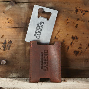 Promotional Leather Key Tags-TMALTSTER