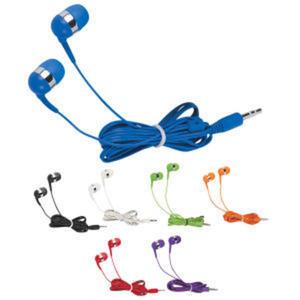 Earbud headphones with 48