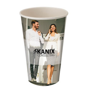 Promotional Paper Cups-KN1020