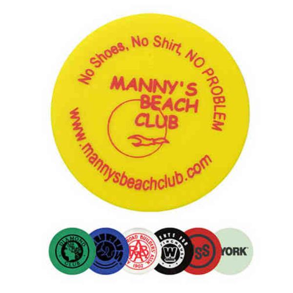 Plastic token.