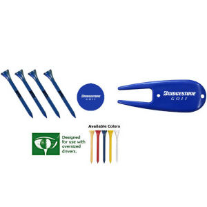 Golf pack includes 4