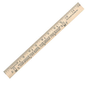 Promotional Rulers/Yardsticks, Measuring-90614