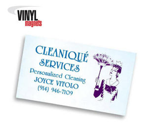 Promotional Business Card Magnets-30101